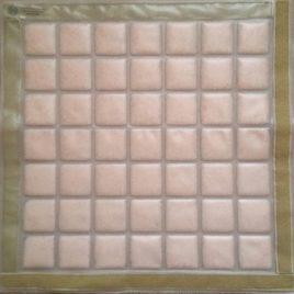 SM18V HIMALAYAN SALT MAT WITH VELCRO